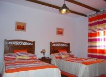 Habitación nº 3 (camas individuales)