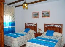 Habitación nº 4 (camas individuales)