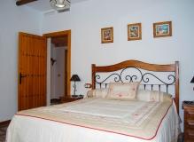 Dormitorio 1 - Cama de matrimonio