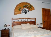 Dormitorio 2 - Cama de matrimonio